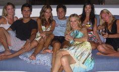 Kourtney Kardashian Posts Flashback Friday Photo Of The First Time She Met Scott Disick