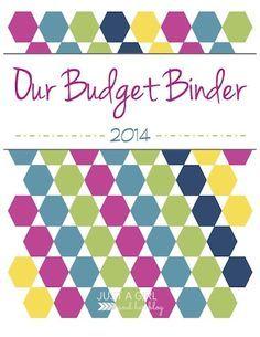 Free Our Budget Binder Printables - Money Saving Mom® for my Homemaker's Binder