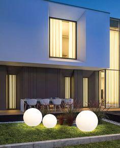 SLV Rotoball dekorbelysning uteinne | Designbelysning.no