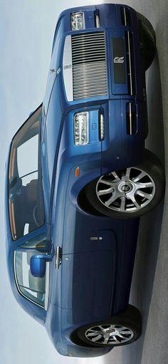 Rolls Royce Phantom by Levon