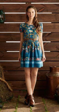 Antix, vestido Mimosa- Eu tenho essa lindeza!
