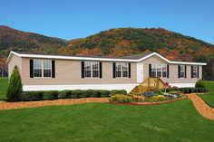 54 best single wide mobile home images movable house single wide rh pinterest com