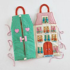 Not for this year - maybe in a few years.   Carry home doll house