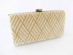 #goldclutch #gold wedding   gold bridesmaids gold by VincentVdesigns, $54.00