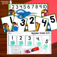 Back to School Activities {Kindergarten Literacy & Math Centers} Learning Letters, Alphabet Activities, Learning Activities, Teaching Resources, Kindergarten Centers, Math Centers, Reading Centers, Home Learning, Learning Spanish