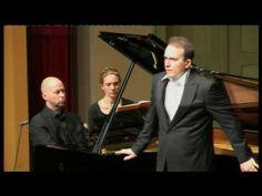Daniel Behle/Sveinung Bjelland - Schubert Die Winterreise 2013