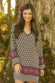 Frolic In The Frost Tunic