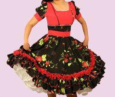 Huasa chilena, Vestidos de china! Victorian, Women's Fashion, Dresses, Folklore, Traditional Dresses, Cave, Ethnic Dress, Vestidos