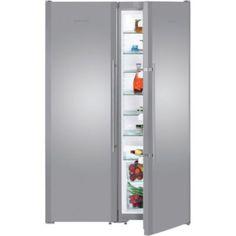 Réfrigérateur Américain LIEBHERR SBSESF 7212 C, Réfrigérateur américain sur Boulanger