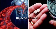 Farmaceutické lieky na riedenie krvi môžu spôsobiť náhle úmrtie. Namiesto nich užívajte toto.
