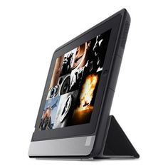 Belkin Thunderstorm iPad Speaker Case produces great sound and integrates with the iPad. It also comes with an application that allows the user to control many variables of the sound.