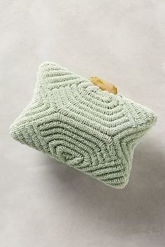 Hoss Intropia Geo Clutch Mint All Clutches #anthrofave