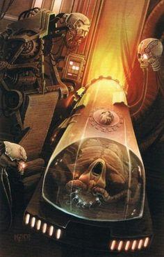 imperium mechanicus servo-skull