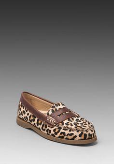 Sperry Top-Sider Hayden Loafer in Leopard