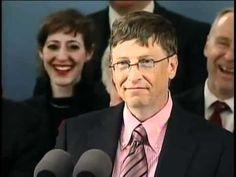 Motivational - Bill Gates Speech at Harvard