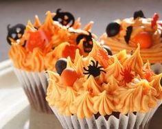 Cupcakes hérissés orange et chocolat Ingrédients