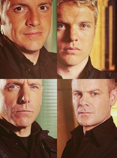 My flashpoint!!! Ed is my favorite!!! Bottom left