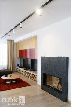 Interior design apartment in Slovakia by cubica interior design studio at Coroflot.com