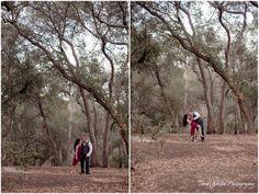 Woodland Ethereal Engagement Session | Placerita Canyon Park Santa Clarita Photographer