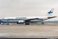 Finnair OH-LAB Airbus A300B4-203FF aircraft picture