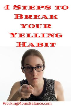 how to stop yelling at my husband