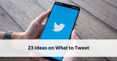 Running out of ideas on what to tweet to your followers? Check out these 23 excellent ideas to come up with engaging tweets and improve your Twitter strategy. Social Media Report, Social Media Analytics, Top Social Media, Kelly Services, Choose Quotes, Social Media Automation, Best Friend Day, Customer Insight, Twitter Tips