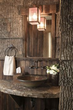 Ski Slope | High Log Cabin Camp Home Interior Design | Truckee, CA