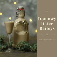 Mousse, Tonka Bohne, Baileys, Whisky, Water Bottle, Drinks, Food, Recipes, White Chocolate