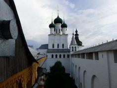 Au Kremlin de Rostov-le-Grand #instantVDS16