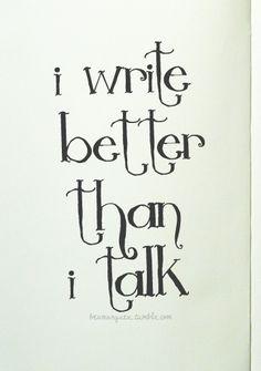 usually true ;)