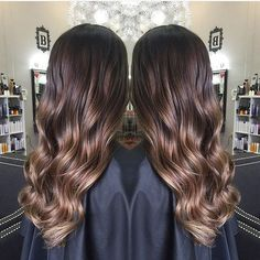 Image result for long straight hair balayage