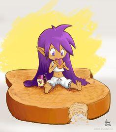 Shantae Toast