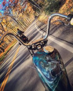 lowbrowcustoms:  Fall Sunday rides #lowbrowlife #lowbrowcustoms.... Ride Let's Ride Riding