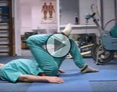 A Russian surgeon has shown some simple exercises to avoid spine surgery Wonderful Women Fitness Tips, Health Fitness, Tight Neck, Spine Surgery, Sciatica, Alternative Medicine, Natural Medicine, Easy Workouts, Excercise