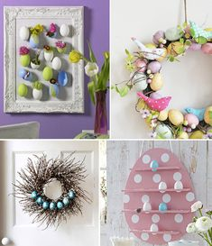 CRAFTS FOR EASTER WITH THEIR HANDS