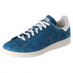 StanSmith 2014 - Stan Smith Suede Tribe Blue DS7365 Stan Smith Trainers,  Adidas Stan 35219d5986d