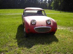 1959 Austin Healey Bugeye / Frogeye Sprite   $4,500   Fayetteville N.C.  #ForSale #CraigsList