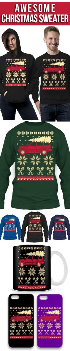 Jeep Patriot Ugly Christmas Sweater! Click The Image To Buy It Now or Tag Someone You Want To Buy This For. #jeeppatriot