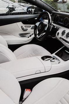 Mercedes - Benz. Mercedes-Benz S500 Coupe