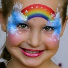 The most effective course for improving your face painting skills. You'll learn everything you need to know to BOOST your face painting career. Learn more. Face Painting Unicorn, Body Painting, Easy Face Painting, The Face, Face And Body, Rainbow Face Paint, Princess Face Painting, Mime Face Paint, Painting Courses