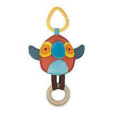 image of SKIP*HOP® Giraffe Safari Parrot Stroller Toy
