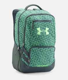 67c6943d2 Shop Under Armour for UA Storm Hustle II Backpack in our Unisex Bags  department. Free