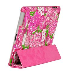 Lilly Pulitzer iPad® Case with Stand - May Flowers - ordered this one last night! so excited to get our iPads for school!!!!