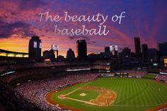 The beauty of baseball <3
