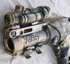 cool toys for boys | ... Steampunk Nerf Guns – Fun gadgets – Toys – Gadgets for boys