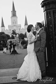 Benfield Photography Blog: Michelle and Cam's NOLA Wedding Preview: The shot that almost didn't happen