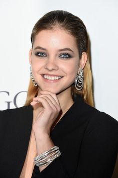 Barbara sparkling stunning beautiful <3 De Grisogono Launches a New Watch 23/10/14 - Hollywood Actresses  IMAGES, GIF, ANIMATED GIF, WALLPAPER, STICKER FOR WHATSAPP & FACEBOOK