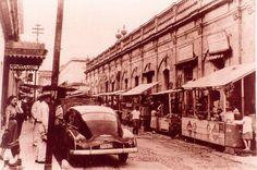 Mercado corona, 1958. Guadalajara Jalisco.