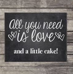 Chalkboard Wedding Sign  Instant Download by OurLittleMoments, $2.00
