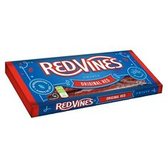 Red Vines-Original Red. It's the go to candy without the mess. A movie theater staple,  a picnic treat, and the most perfect #RedVinesRoadTrip snack & treat. @RedVines @influenster #NurtureVoxBox